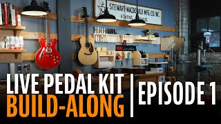 Watch the Trade Secrets Video, How to Build a Pedal Kit Step-by-Step (Episode 1)