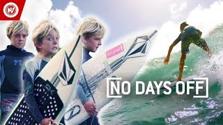 Roberson Brothers Have NO FEAR! | Young Surfing Prodigies