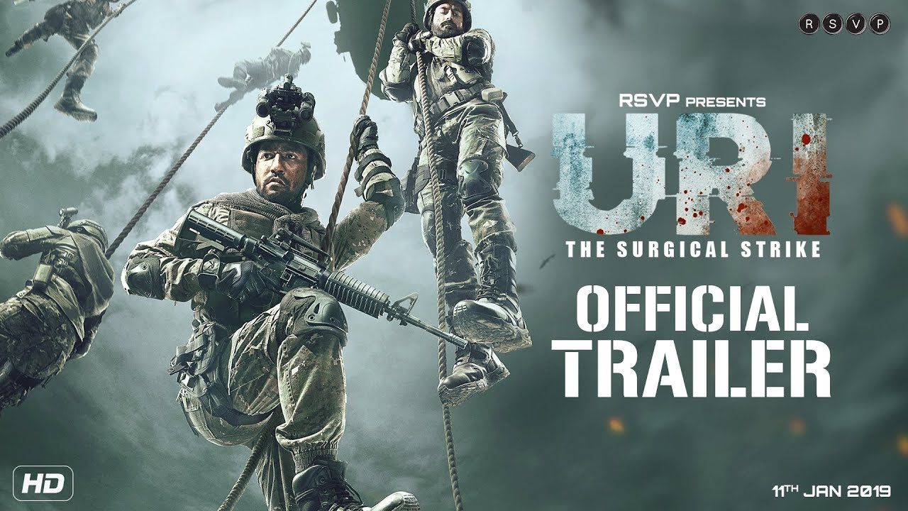 Trailer de Uri: The Surgical Strike