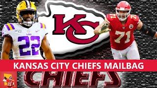Kansas City Chiefs Rumors Mailbag: Clyde Edwards-Helaire Impact? Mitchell Schwartz NFL Top 100 Snub?