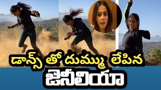 Genelia latest dance video goes viral..