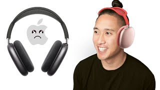 If Airpods Max commercials were honest