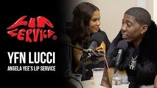 Angela Yee's Lip Service Ft. YFN Lucci