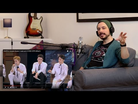 Vocal Teacher Reacts - EXO 'Acoustic Medley'