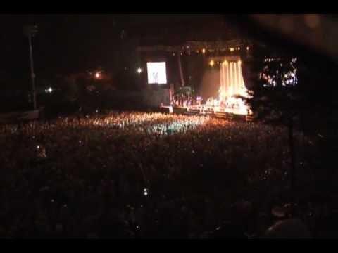 Suede Beautiful Ones LIVE In   Jisan Valley Rock Festival 2011