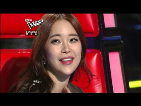 보이스코리아 시즌2 - [Mnet 보이스코리아2 EP.2] 유다은-짝사랑 (unrequited love sung by Yoo DaEun)