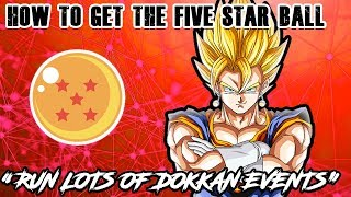 5 STAR DRAGON BALL IS NOW LIVE! DON'T WASTE YOUR TIME! | DRAGON BALL Z DOKKAN BATTLE