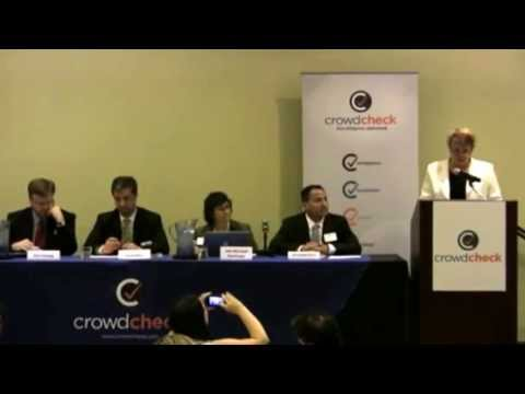 CrowdCheck Second Annual Crowdfunding Conference - Introduction
