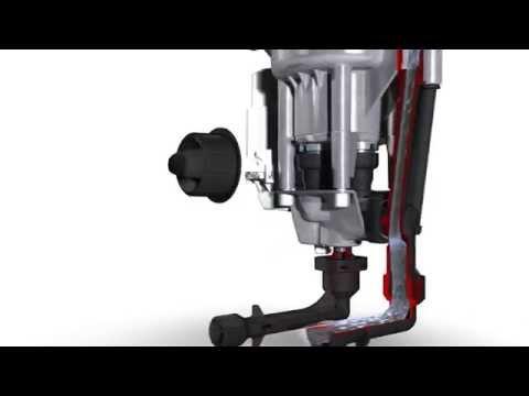 KARCHER - Motor refrigerado por agua