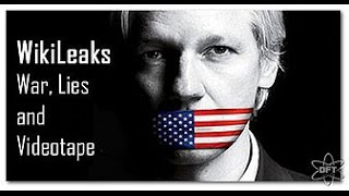 Wikileaks - Vojna, klamstvá a video