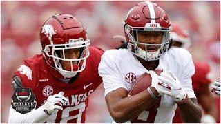 Alabama Crimson Tide vs. Arkansas Razorbacks | 2020 College Football Highlights