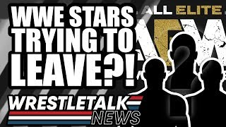 HUGE AEW All Out News! 'Lots' Of WWE Stars Want AEW Move!   WrestleTalk News June 2019