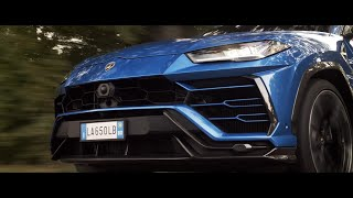 Lamborghini Urus - No mission is impossible, with a fully connected driving technology