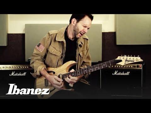 Ibanez PGM80P-NT Paul Gilbert Signature Premium Electric Guitar