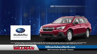 Stop By Gillman Subaru North Today for the Subaru Share The Love Event!