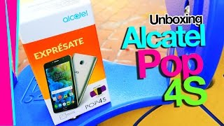 Video Alcatel Pop 4s CgkRVL5Iivs