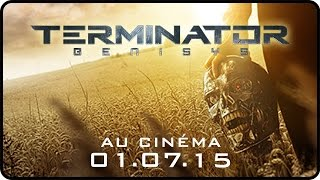 Terminator genisys :  bande-annonce VOST