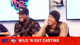 Casting Call Special!  🎤 Road To Wild 'N Out Season 14