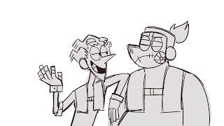 If you were gay - an overwatch animatic