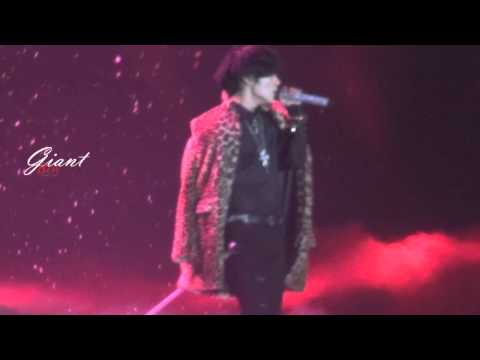 131221 SM week 'The Wizard' - Taemin solo stage