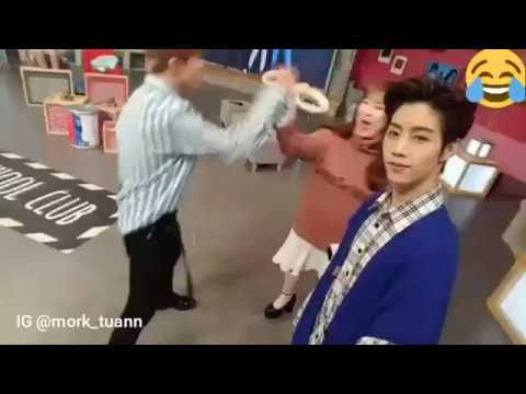 [ENG] Got7 - Before School Club Never Ever (with Jimin 15&)