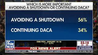 PRESIDENT TRUMP BREAKING SPEECH _ SHUTDOWN SHOWDOWN (January 20, 2018 )