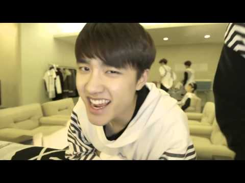 EXO - Heart Attack VCR [Korean ver.] HD