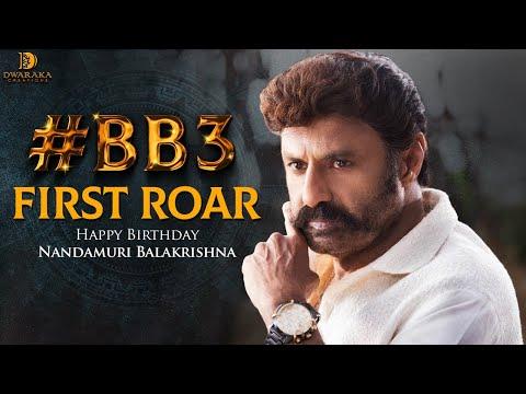 Balayya Boyapati 3 First Roar