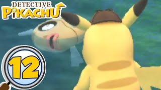 "Detective Pikachu - ""Mysterious Fog Situation!"" | Episode 12! [Chapter 4 100% Walkthrough]"