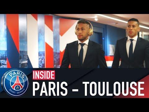 Paris Saint-Germain vs Toulouse