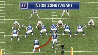 Saquon Barkley's incredible rookie season (NFL Breakdowns Ep 125)