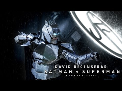 David om Batman V Superman:  Dawn of Justice