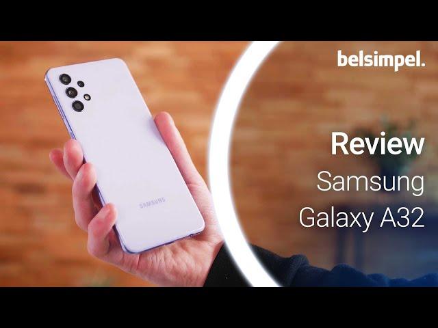 Belsimpel-productvideo voor de Samsung Galaxy A32 5G