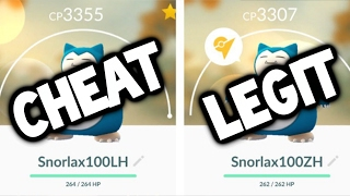DO YOU CONSIDER THIS CHEATING OR HACKING?! ★ POKEMON GO TRICK/GLITCH