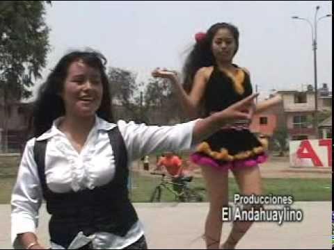 Casio de Andahuaylas con Juvelita*