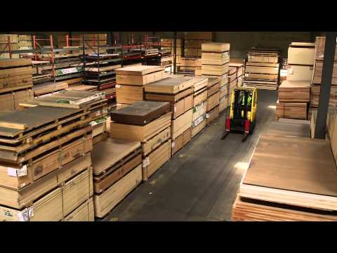 Nitco delivers big savings to Atlantic Plywood with battery-powered forklifts
