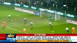 Juventus - Udinese 1-2  22^ giornata 2010/11 Highlights