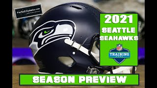 Football Gameplan's 2021 NFL Team Preview: Seattle Seahawks