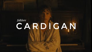 𝐟𝐨𝐥𝐤𝐥𝐨𝐫𝐞 CARDIGAN UNBOXING (Taylor Swift)