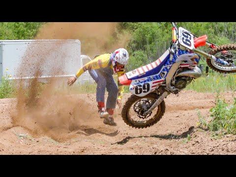 Ronnie Mac Riding Tips - Berm Blastin