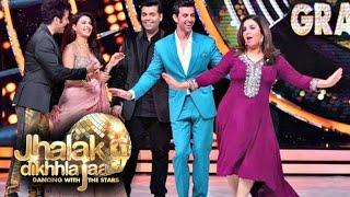Jhalak Dikhla Jaa Season 9 Finale - Hrithik Roshan Dance With Jacqueline Fernandez & Other Judges