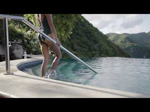 Caille Blanc Villa & Hotel - a romantic getaway in St. Lucia