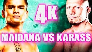 Marcos Maidana vs Jesus Soto Karass (Highlights) 4K