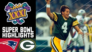 Super Bowl XXXI Recap: Patriots vs. Packers | NFL
