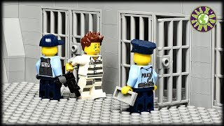 Lego Prison Break. The Robbery. Part 1.