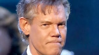 Randy Travis Makes Emotional Return to the Stage After Stroke