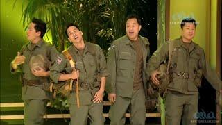 Trish Thùy Trang, ASIA 4, Chế Linh, Phương Vũ - Liên Khúc Tình Thư Của Lính, Rừng Lá Thấp