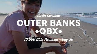 Outer Banks, NC | 10K Road Trip Vlog Day 30