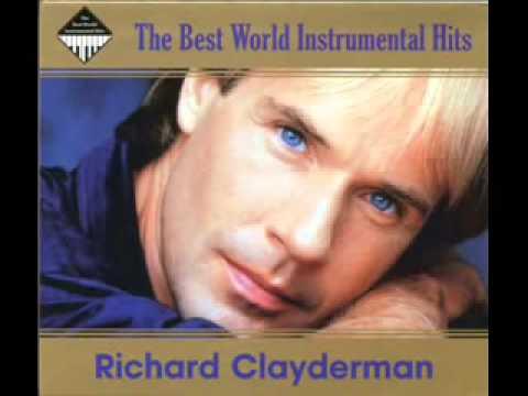 Richard Clayderman - discografia completa de 8 GB compre já pelo site
