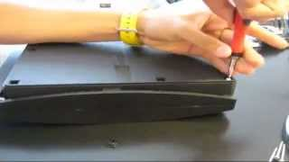 Tutorial: How To Disassemble PS3 Slim